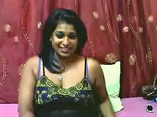 Lewd Giggling Amateur Indian Brunette Milf Flashes Her Big Ass And Tits